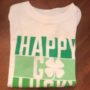 St Patrick day shirt